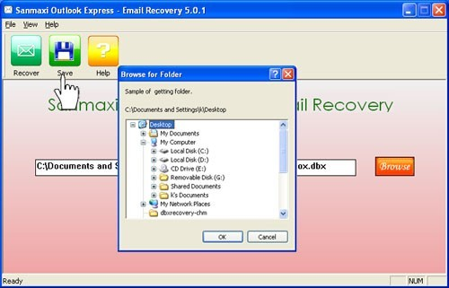 Deleted Emails Recovery Tool Download