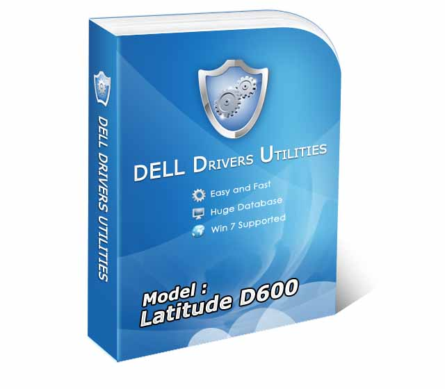 DELL Latitude D600 Drivers Utility Download