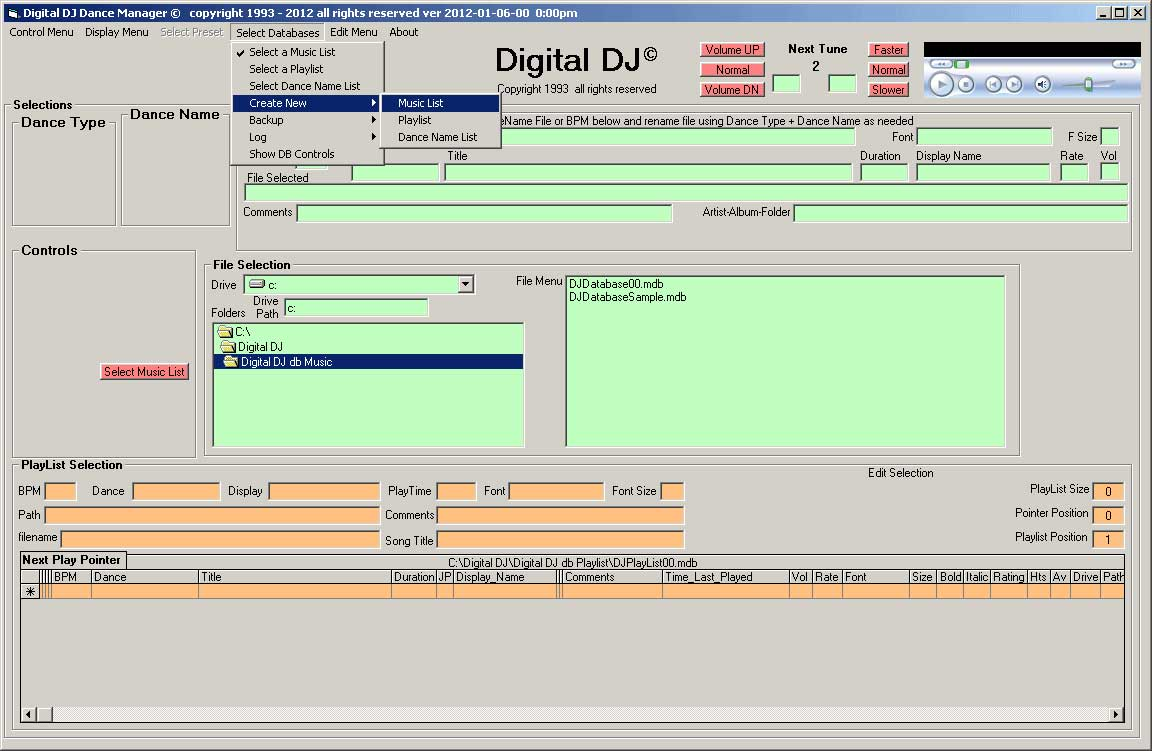 Digital DJ Dance Manager Download