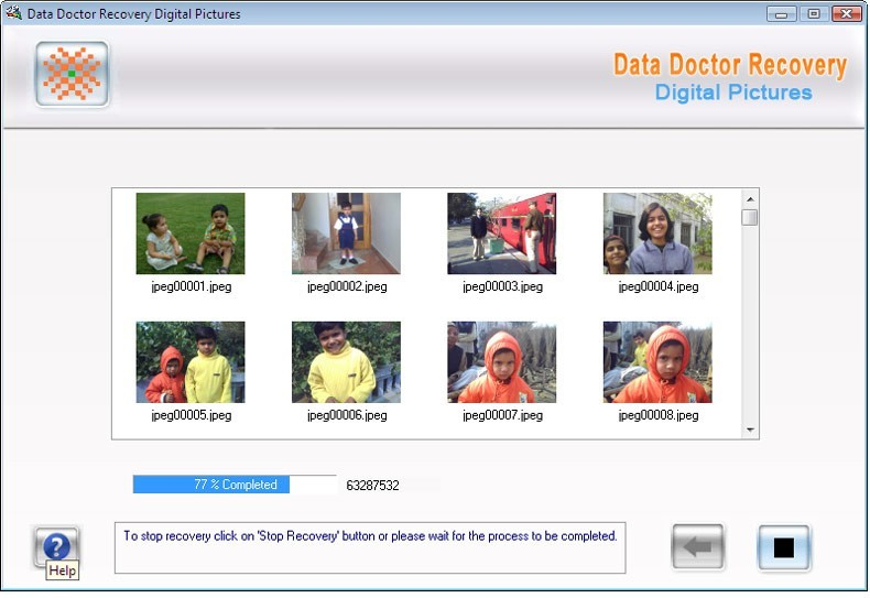 Digital Image Recovery Program Download