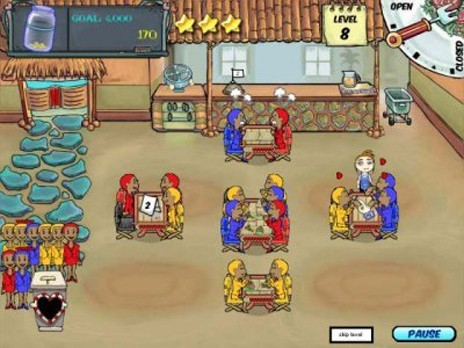 Diner Dash Hometown Hero free game Download