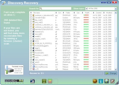 Discovery Recovery Download