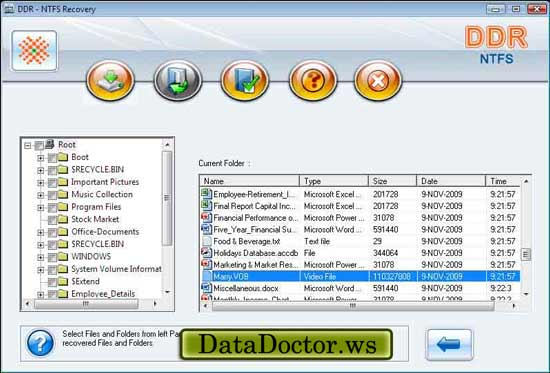 Disk Data Recovery Software Download