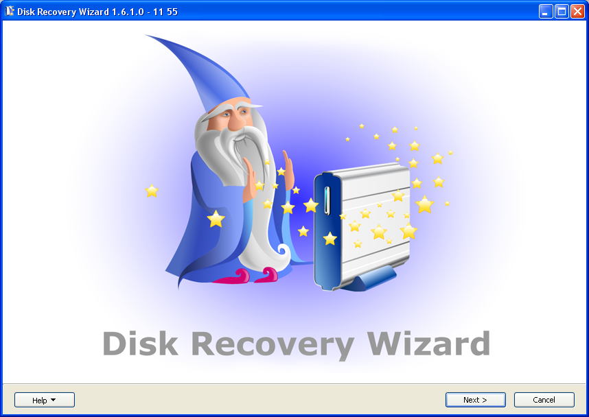 Disk Recovery Wizard Download
