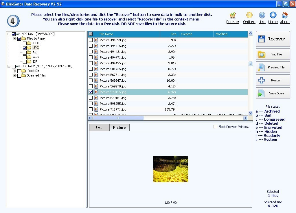 DiskGetor Data Recovery Download