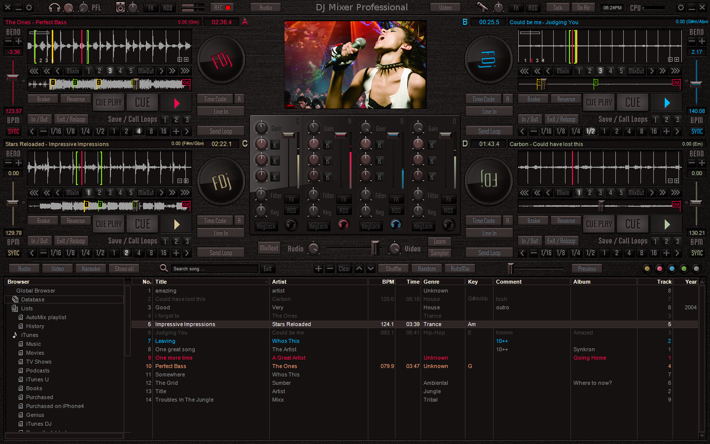 DJ Mixer 3 Pro for Windows Download