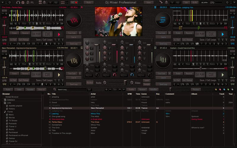 DJ Mixing Software Download