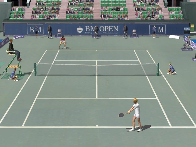 Dream Match Tennis Online Download