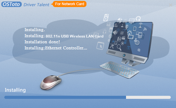 Driver Talent for Network Card Download
