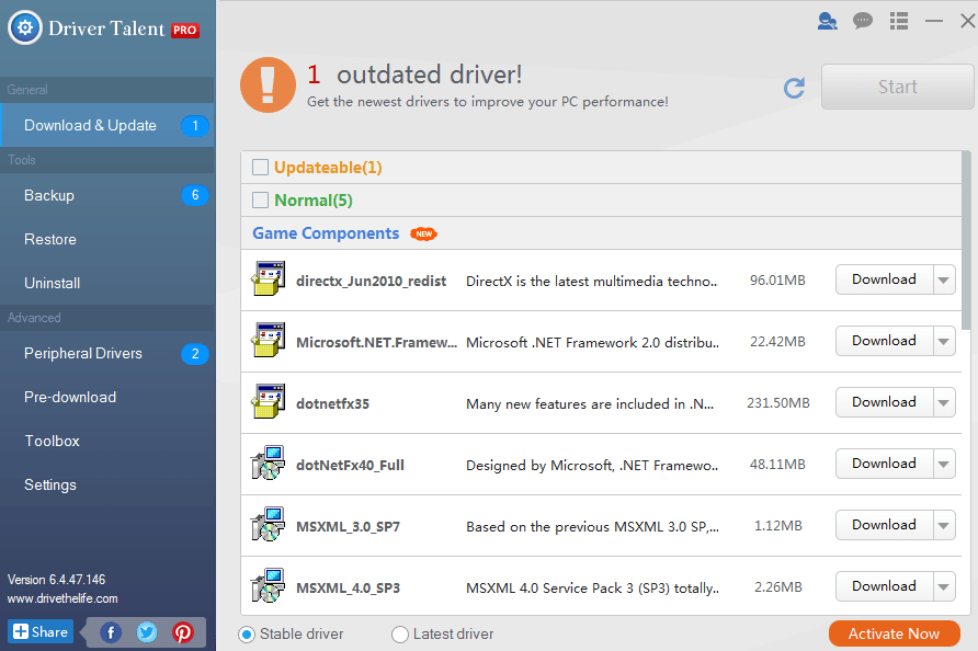 Driver Talent Download