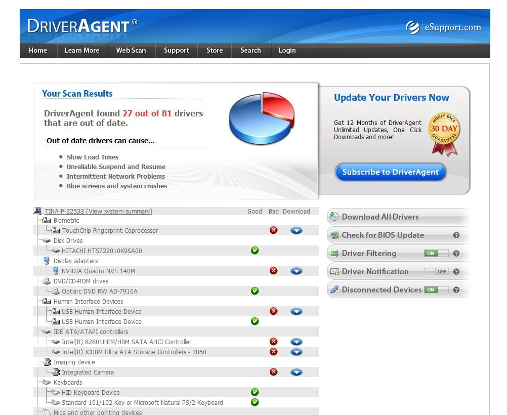 DriverAgent Download