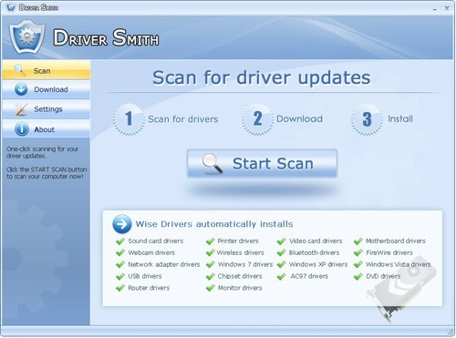 DriverSmith Download