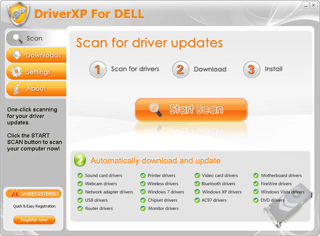 DriverXP For DELL Download