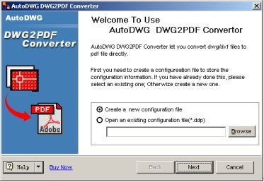 DWG to PDF Converter Download
