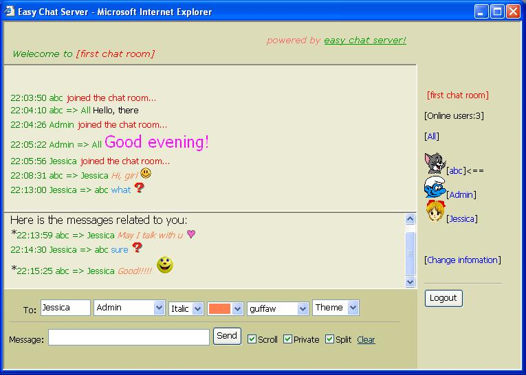 Easy Chat Server Download