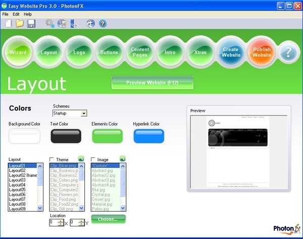 Easy Website Pro Download