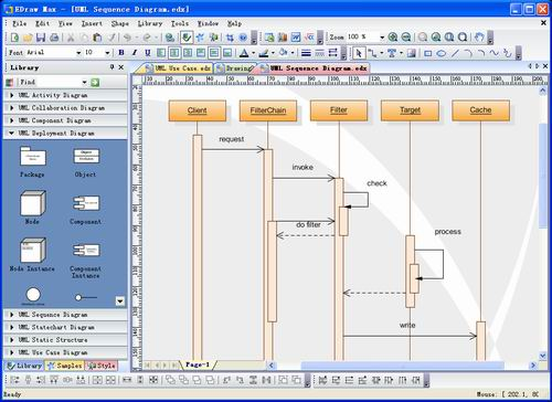 Edraw UML Diagram Download