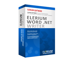 Elerium Word .NET Writer Download