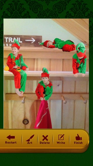Elf Cam - Make Christmas Elf Pictures and Memes Download
