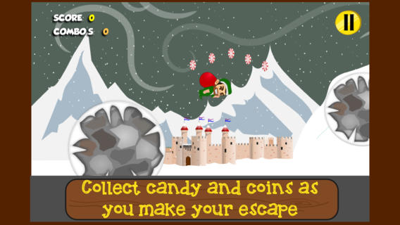 Elf Escape - North Pole Caper, Dash to freedom Download