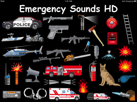 Emergency Sounds HD Download