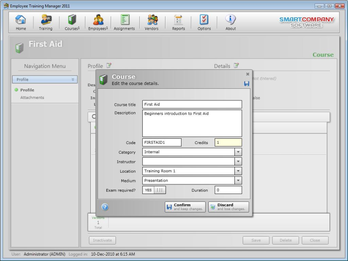 Employee Training Manager (Enterprise) Download