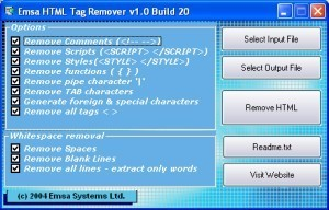 Emsa HTML Tag Remover Download
