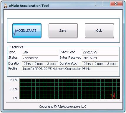 eMule Acceleration Tool Download