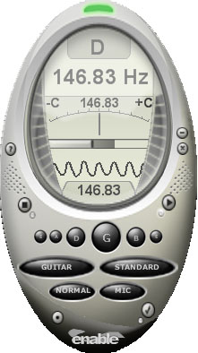 enable Guitar Tuner Download