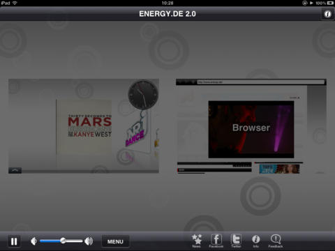 ENERGY.DE 2.0 iPad Edition Download