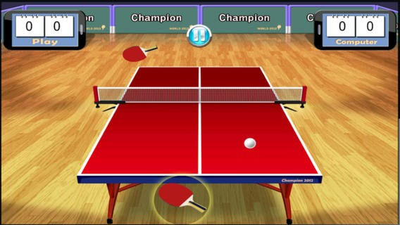 Epic Table Tennis Free - Virtual Ping Pong Download