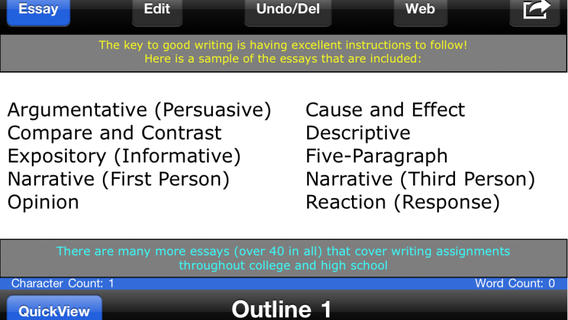 essay writing workstation review