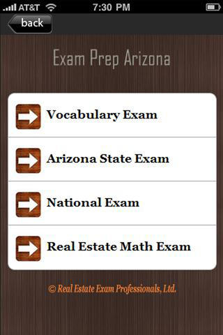 ExamPrepAZ - Arizona Real Estate Salesperson License Exam Prep. Download