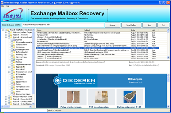 Exchange Email Recovery Download