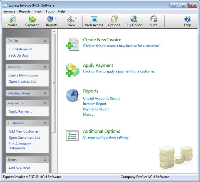 Express Invoice Plus Edition Download