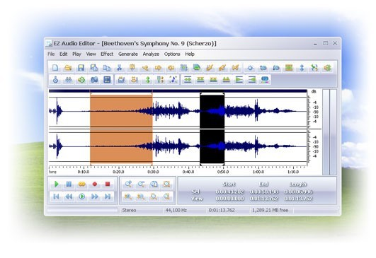 EZ Audio Editor Download
