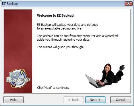 EZ Palm Backup Basic Download
