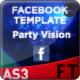 Facebook Party Vision Template Download