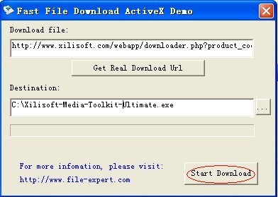 Fast File Download ActiveX Download