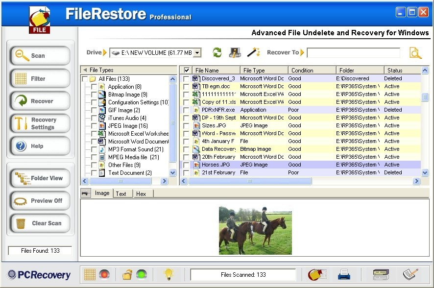 File Restore Professional Download