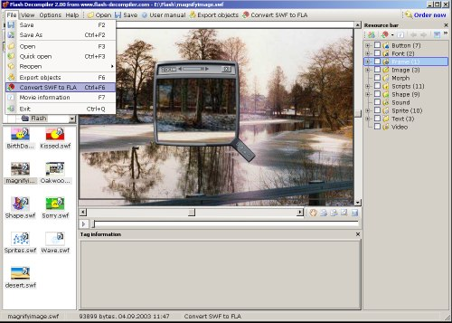 Flash SWF Decompiler Download