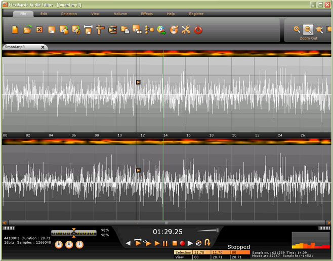 FlexiMusic Wave Editor Download