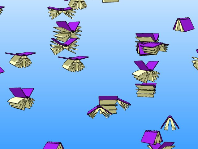 Flying Books Download