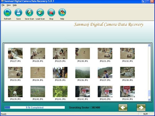 Formatted digital camera images recovery Download
