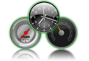 FPS Gauges for WPF Download