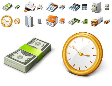 Free Business Desktop Icons Download