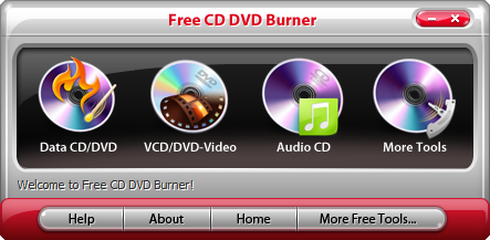 Free CD DVD Burner Platinum Download