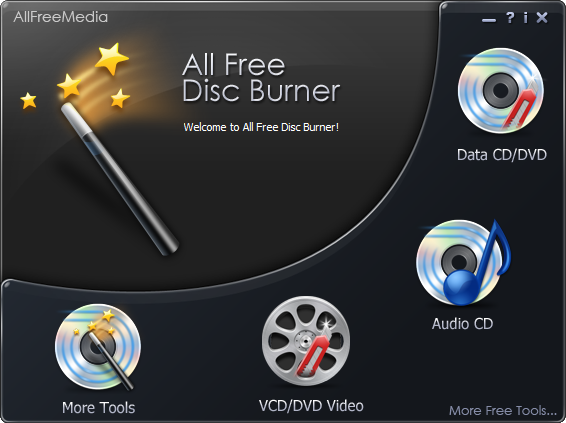 Free Disc Burner Platinum Download