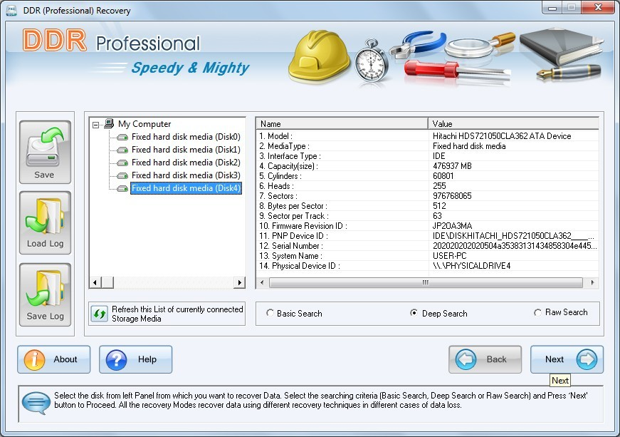 Free Drive Recovery Download