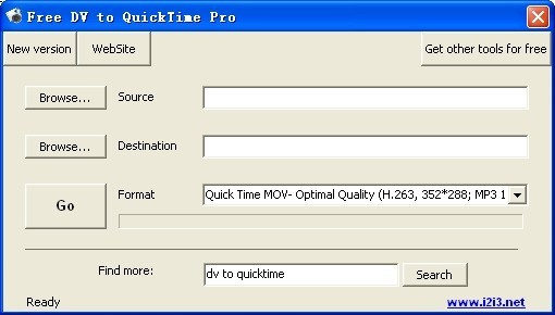 Free DV to QuickTime Pro Download